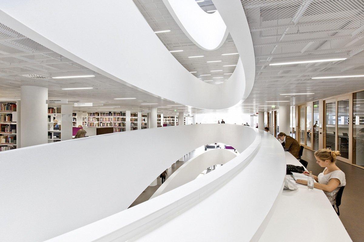 Library of Helsinki University
