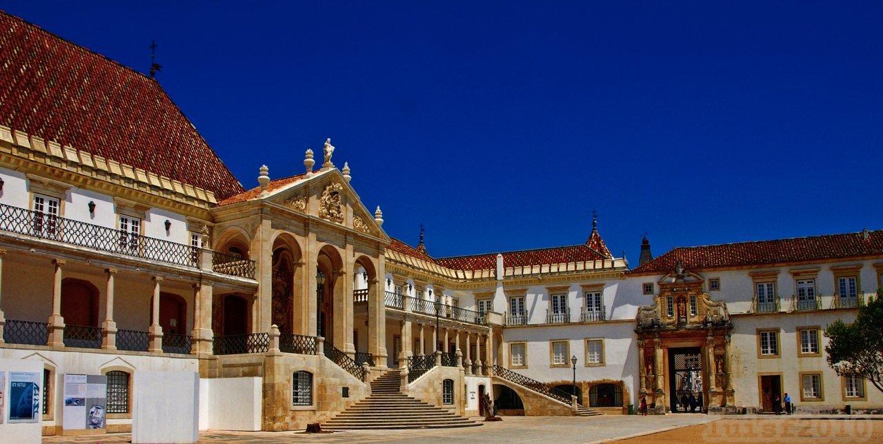 University of Coimbra - Credits: Luis Feliciano