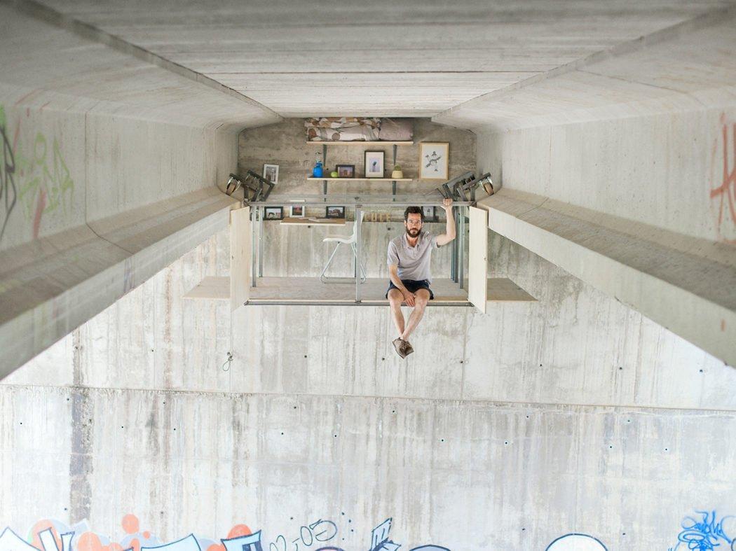 Non un designer con i piedi per terra: Fernando Abellanas
