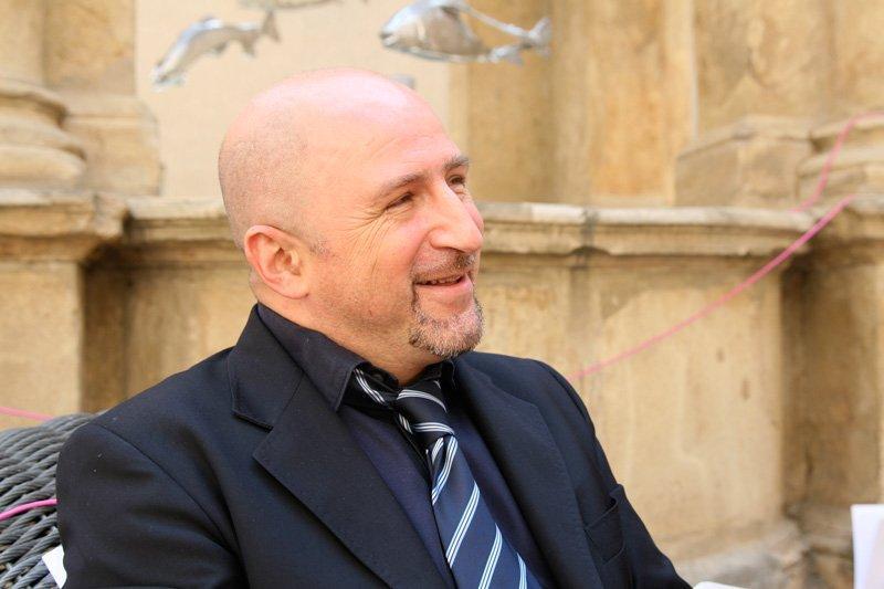 Il prof. Carlo Branzaglia.