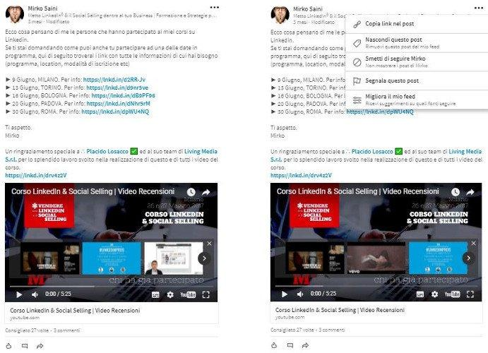 Come usare video nativi su LinkedIn
