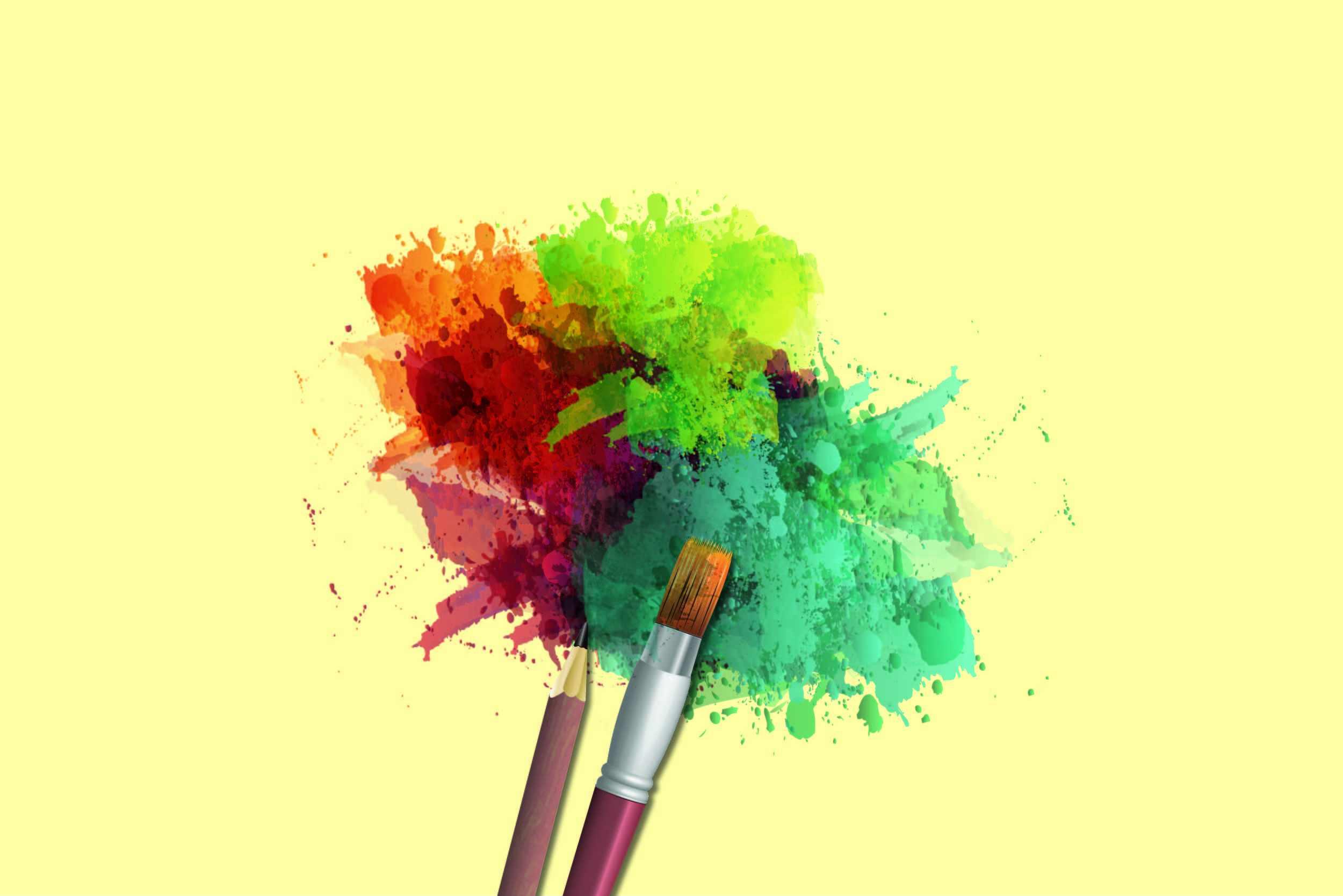 7 motivi per cui potresti essere più creativo della media