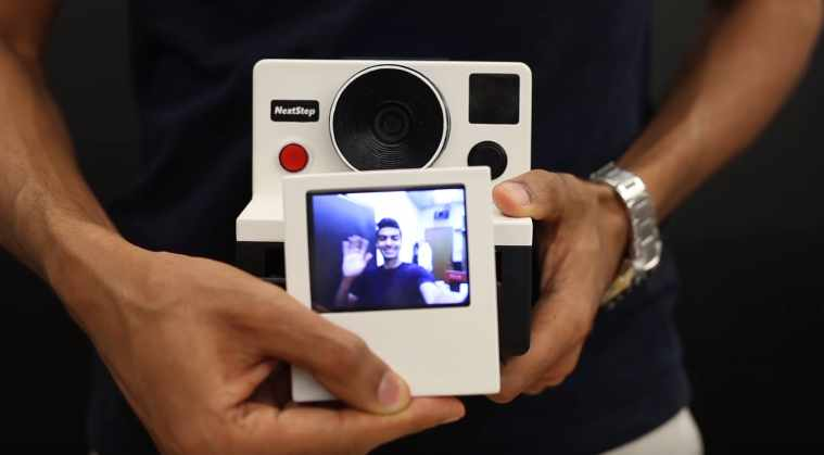 Instagif, la fotocamera stampa GIF DIY