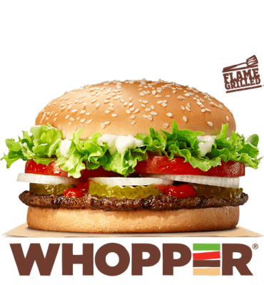 keeping it real burger king hipster