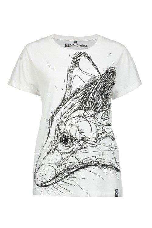 dzia-tshirt_fox_white_front_1