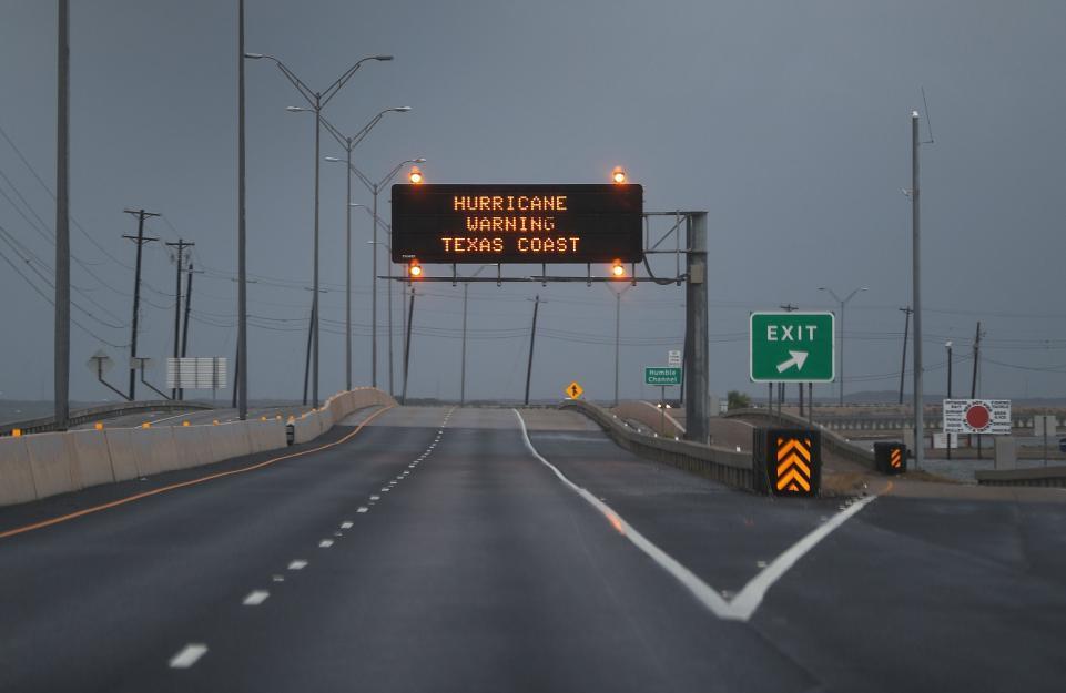 Come i social media ci hanno raccontato l'Uragano Harvey