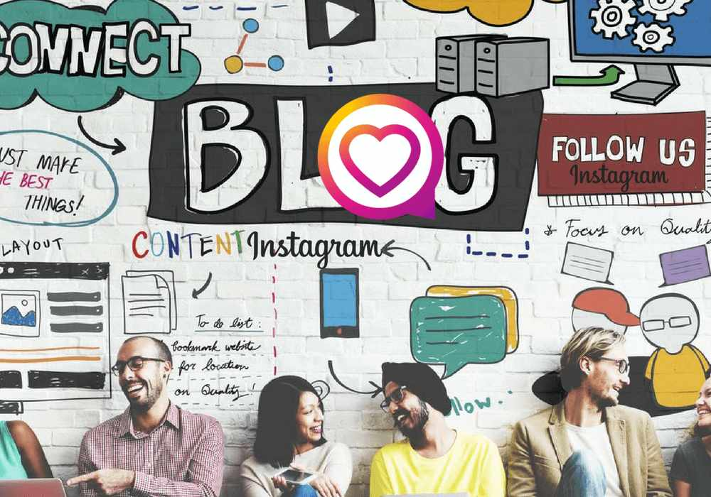 Come far crescere l'engagement di un blog sfruttando Instagram