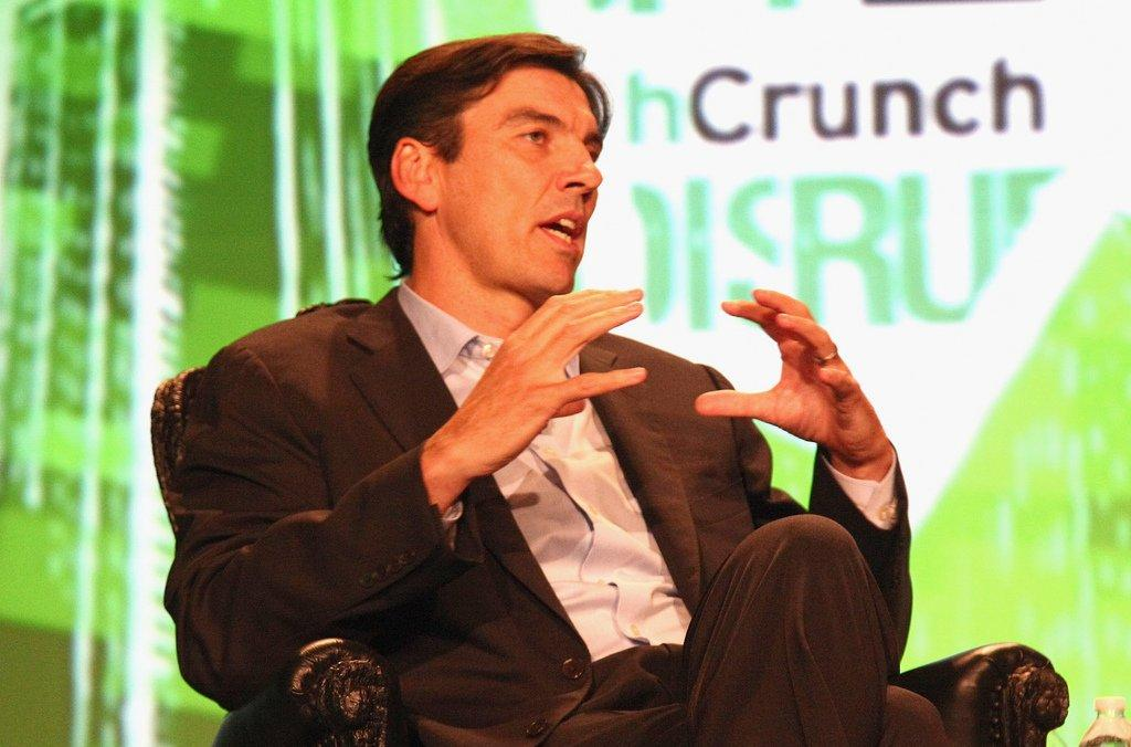 Tim Armstrong, CEO Oath