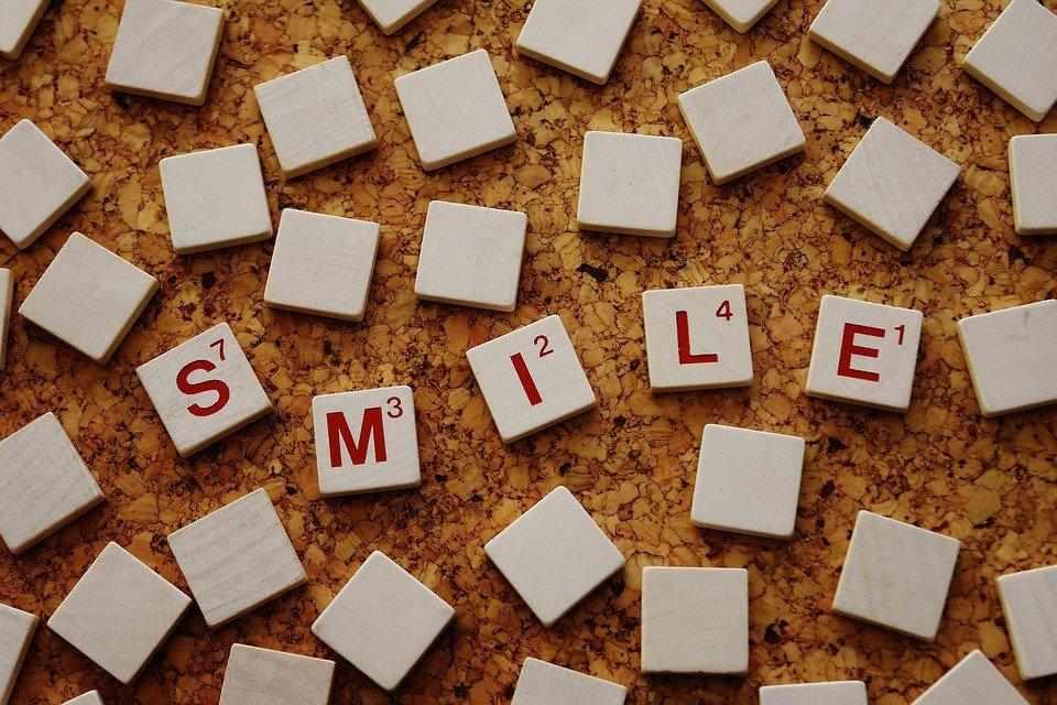 pagare con un sorriso smile to pay