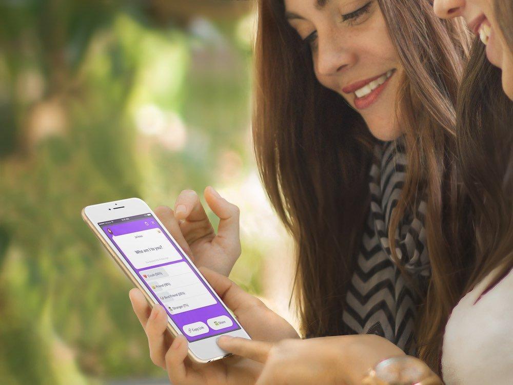 Polly, l'app per realizzare sondaggi su Snapchat