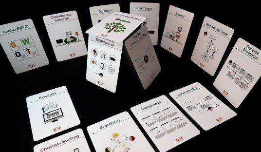 UX Domino Card: le carte che predicono il futuro delle startup