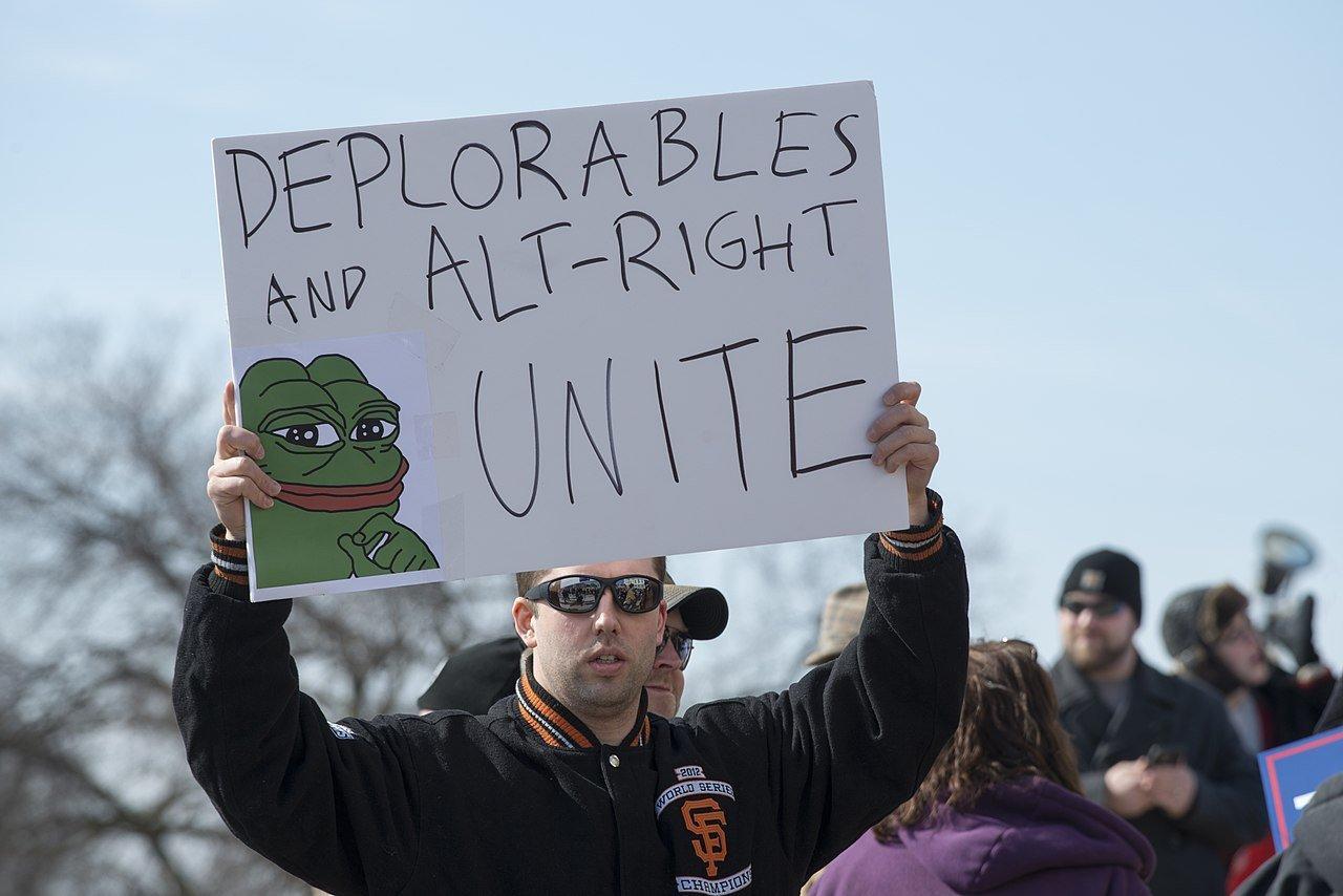 Alt-Right: quando gli ideali politici nascono nelle pieghe del web
