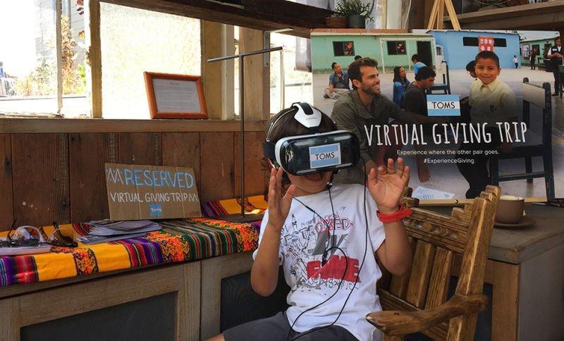 Realtà Virtuale educazione