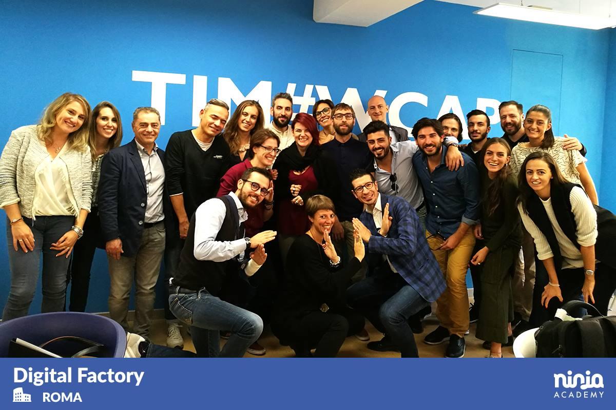 Digital Factory 2017: al via la nuova edizione a Milano e Roma!
