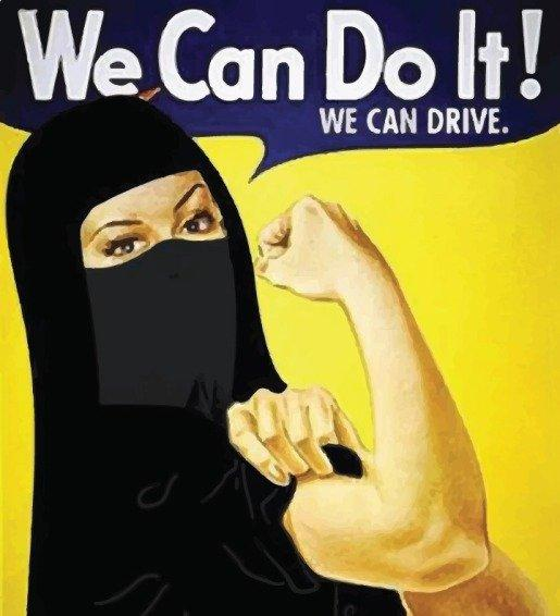 Ford e le donne alla guida in Arabia Saudita tra celebrazione provocazione