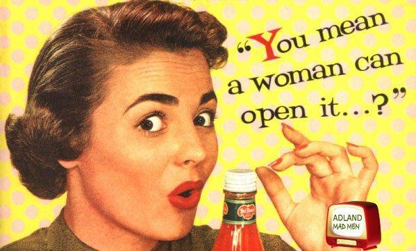 Giovani, belle ma stupide la percezione delle donne nell'advertising3