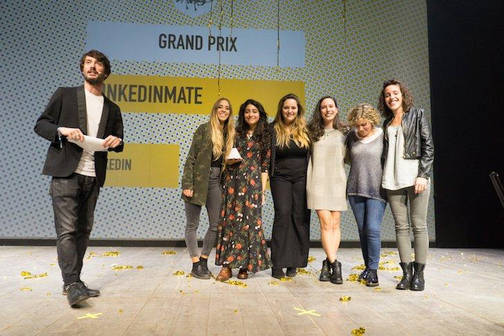ADCI Awards 2017: per la prima volta nella storia un Grand Prix agli studenti