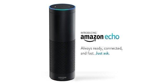 Ricerca vocale e per immagini: Amazon Echo