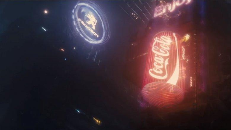 Sony sonsorizza bravia omaggiando Ridley Scott e il suo Blade Runner