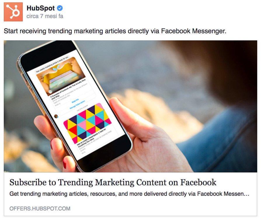 Marketing persuasivo su Facebook