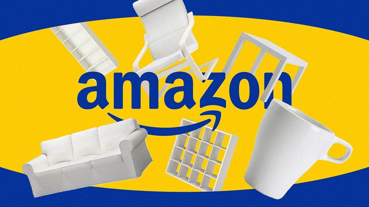 Comprare mobili IKEA in altri negozi e addirittura su Amazon
