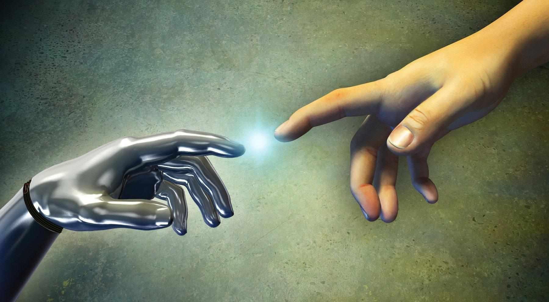 Vogliono fondare una religione basata sull'Intelligenza Artificiale. E ce lo meritiamo!