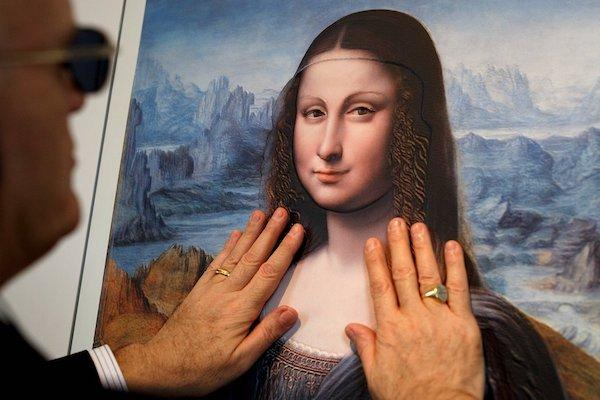 """Aiutare i non vedenti a """"toccare"""" i dipinti e altri scenari sul futuro dell'arte"""