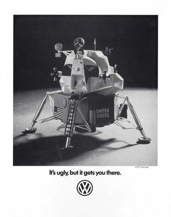 Bill Bernbach, Volkswagen