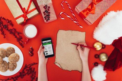 Il mobile sorpasserà il desktop, anche per i regali di Natale