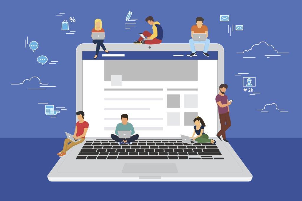 Facebook: tutti i trend che ci aspettano nel 2018