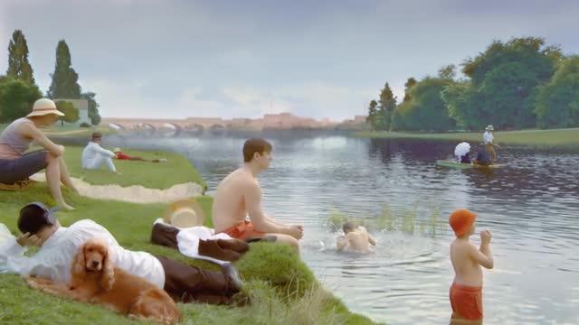 Lexus porta nella realtà alcuni tra le più famose opere d'arte europee2