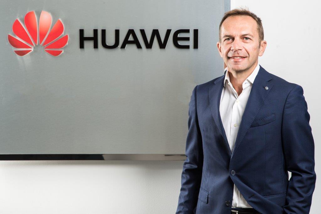 Lindoro Ettore Patriarca_Marketing Director CBG Huawei Italia