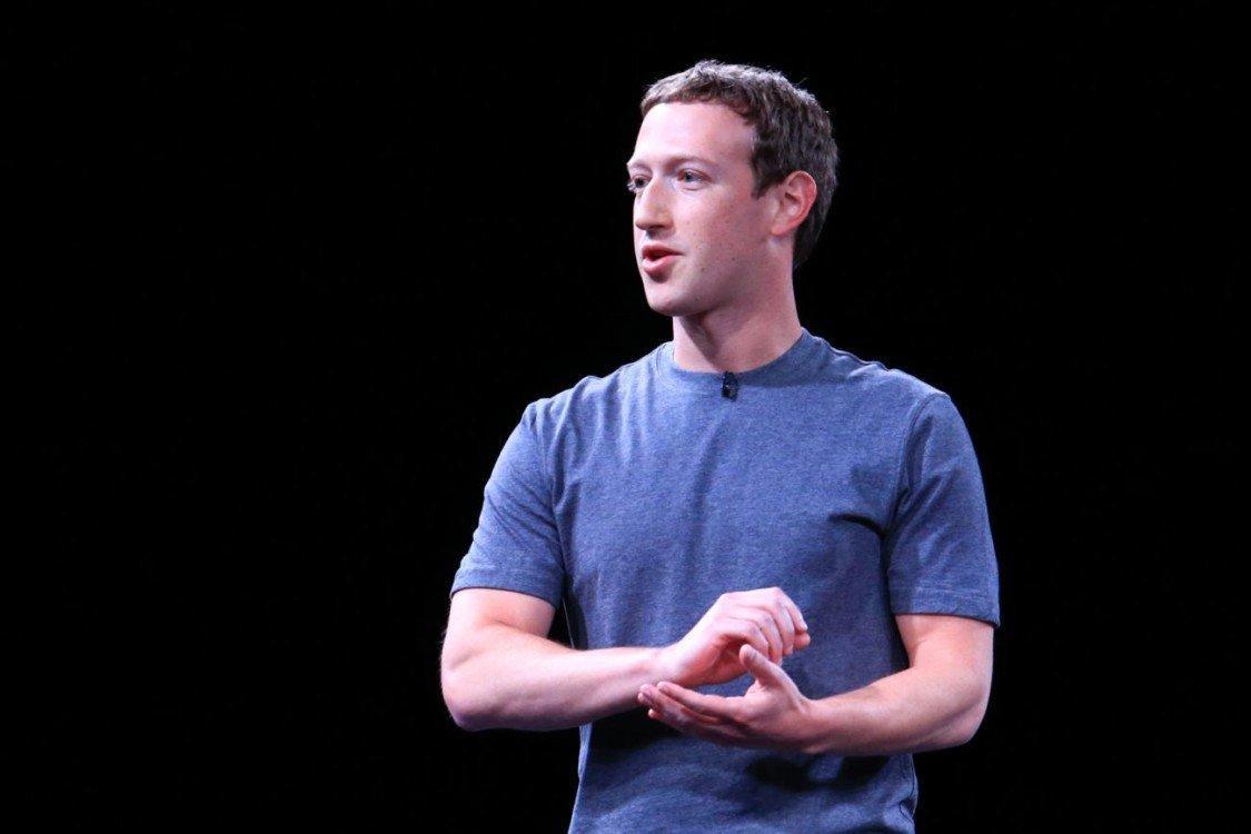 Mark Zuckerberg leader