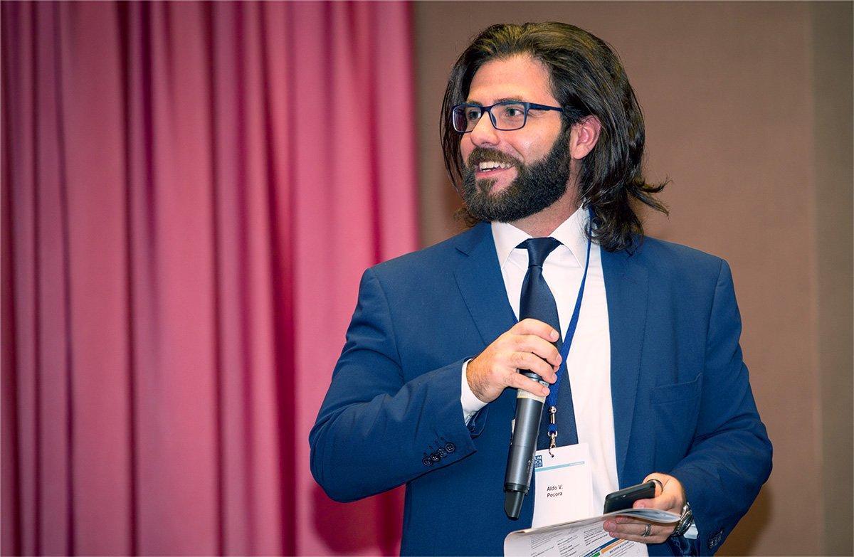 Fintech: il direttore Aldo Pecora top influencer italiano