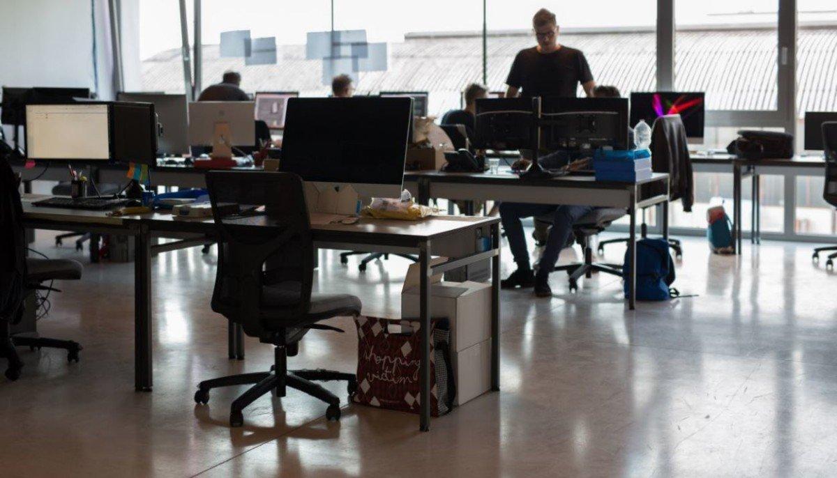 aquest ufficio innovativo