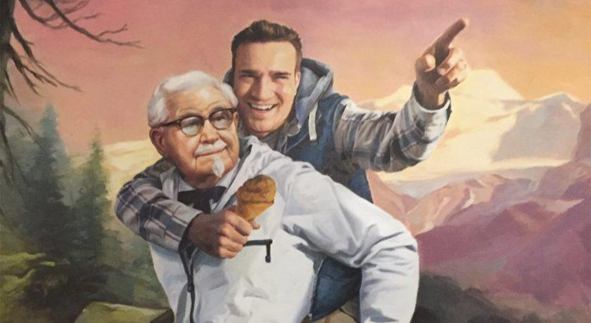 Epic Win & Fail: KFC commissiona un dipinto per un follower e Madonna trolla Elon Musk su Instragram