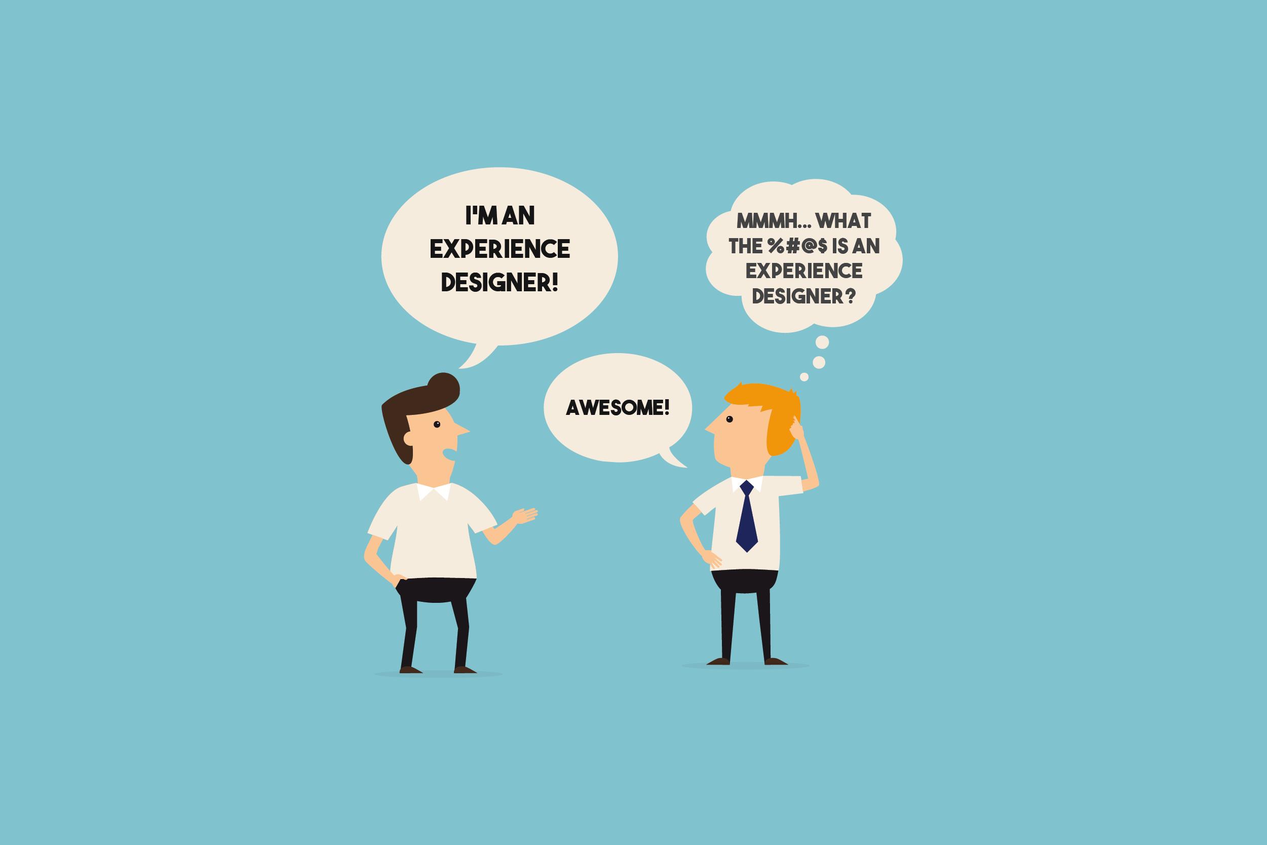Experience designer, un lavoro di cui sentiremo molto parlare