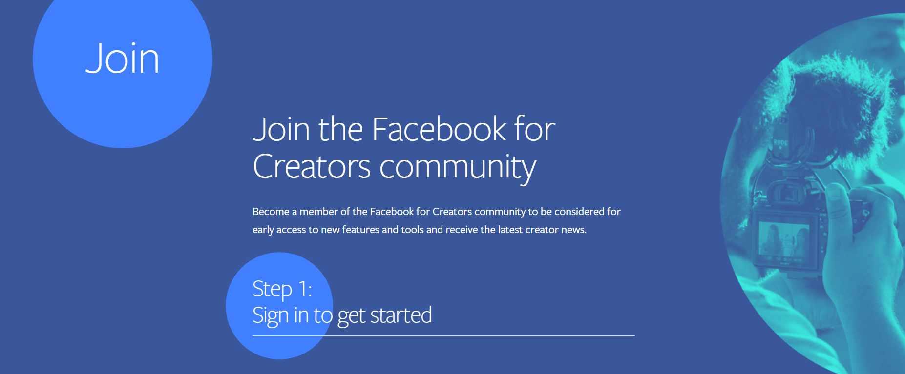 facebookforcreators