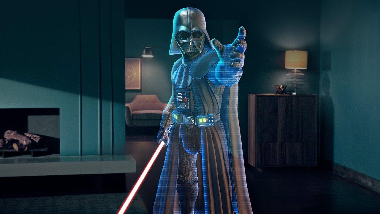 Jedi Challenge: un gioco, un visore, e (wow) la spada laser di Star Wars