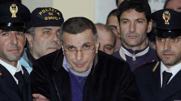 Il boss Michele Zagaria
