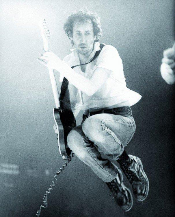 pete townsheed who dr martens