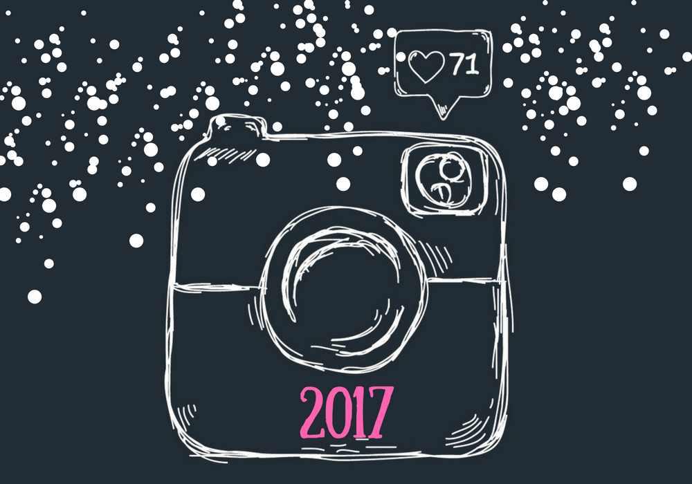 Cosa abbiamo condiviso di più su Instagram nel 2017