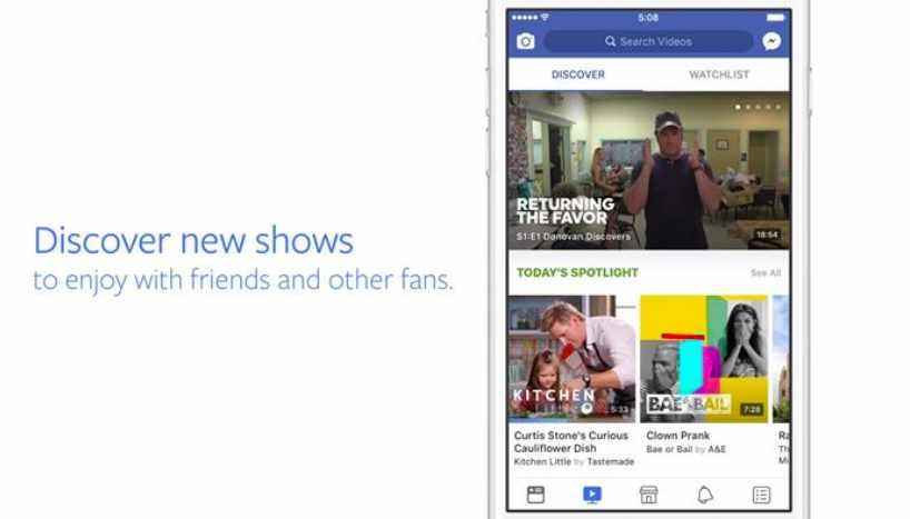 Perché Facebook sui video fa un passo indietro e sceglie il pre-roll