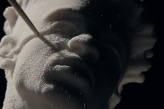 Spotify non smette di stupire e trasforma i cantanti Hip-Hop in sculture classiche