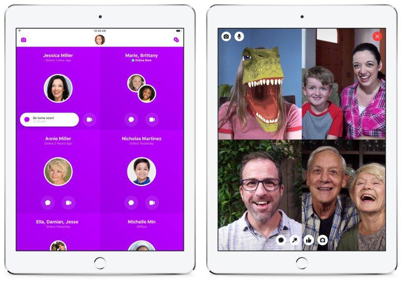 Week in Social: da Messenger Kids alle nuove Stories di Instagram