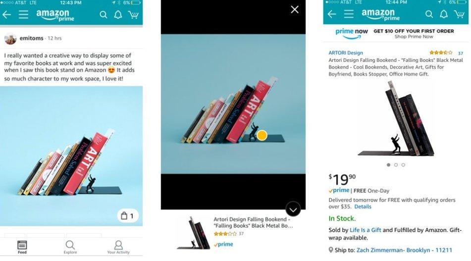 amazon-spark-nfluencer-ecommerce
