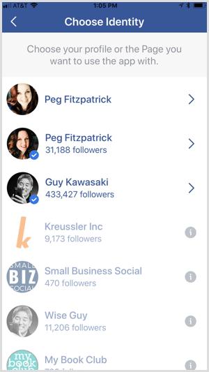 Ecco come funziona Creator, la nuova Facebook App dedicata agli influencer.