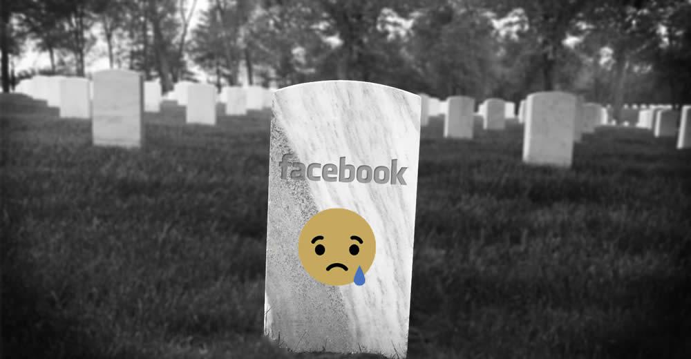 Eppure, c'è chi dice che Facebook potrebbe morire