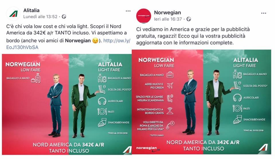Silvian Heach e Pelliccette, Alitalia vs Norwegian e Taffo: gli Epic Win e Fail della settimana