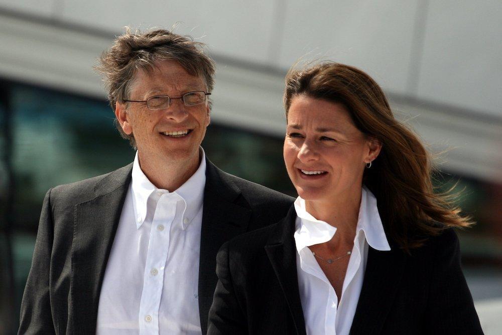 Bill Gates presenta toilette del futuro